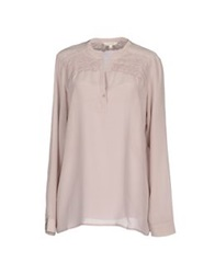Gigue Blouses Light Brown