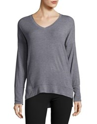 Roudelain Dolman Sleep Shirt Heather Blue