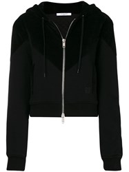 Givenchy Classic Zipped Hoodie Black