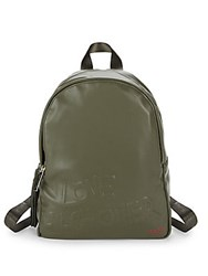 Peace Love World Each Mother Backpack Dusty Rose