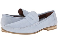 Fitzwell Kimo Light Blue Suede Men's Flat Shoes