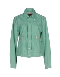 Cycle Denim Denim Outerwear Light Green