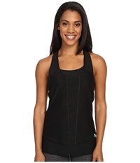 Zobha Cody Mesh Racerback Singlet Black Women's Workout