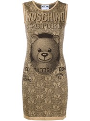 Moschino Moschino Drs Sl Brown