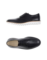 Ymc You Must Create Lace Up Shoes Dark Blue