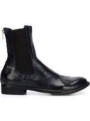 Officine Creative 'Lexikon' Ankle Boots Black