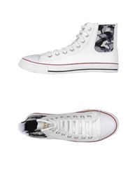 Happiness Sneakers White