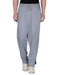 Y 3 Trousers Casual Trousers Men Grey