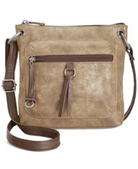 Styleandco. Style Co. Ayraan Crossbody Only At Macy's Bronze