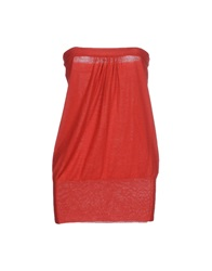 Jucca Tube Tops Red