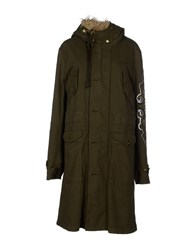 Nolita Coats And Jackets Jackets Women Military Green
