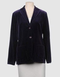 Escada Sport Blazers Dark Purple