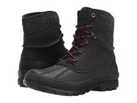 Sperry Cold Bay Sport Boot W Vibram Arctic Grip Black Men's Cold Weather Boots