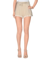 5Preview Trousers Shorts Women Beige