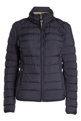 Parajumpers Quilted Down Jacket Blue