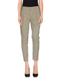 0 Zero Construction Trousers Casual Trousers Women Military Green