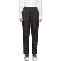 The North Face Black Train N Logo Cyclone Lounge Pants