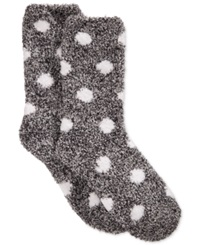 Charter Club Women's Marled Dot Socks Only At Macy's