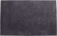 Nani Marquina African Pattern 3 Rug Small 5 Feet 7 Inches X 7 Feet 10 Inches Purple