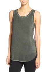 Paige Georgina Tank Green