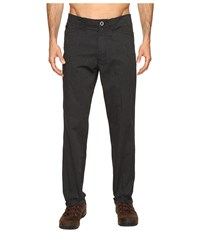 Exofficio Cano Pants Black Men's Casual Pants