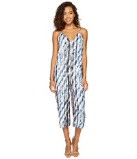 Dolce Vita Faith Jumpsuit Rainbow Sand Women's Jumpsuit And Rompers One Piece Blue