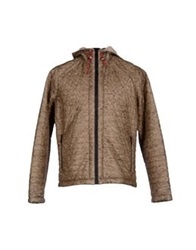 Tanomu Ask Me Jackets Beige