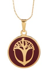Alex And Ani Unexpected Miracles Pendant Necklace Metallic