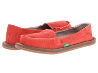 Sanuk Shorty Coral Multi Women's Skate Shoes