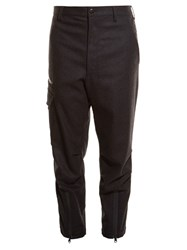 Y 3 Utility Cargo Pocket Trousers Grey