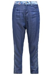 Desigual Achlys Relaxed Fit Jeans Jeans Blue