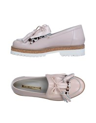 Atos Lombardini Loafers Light Pink
