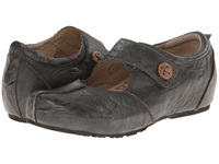 Aetrex Monica Mary Jane Graphite Women's Maryjane Shoes Gray