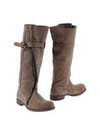Nylo Boots Sand