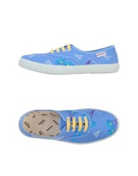 Victoria Low Tops And Trainers Azure