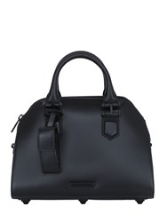 Kendall Kylie Holly Smooth Leather Top Handle Bag