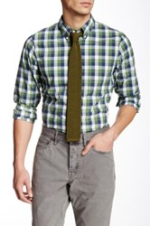 Jack Spade Bowen Gingham Trim Fit Shirt Multi