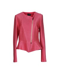 Atos Lombardini Suits And Jackets Blazers Women Fuchsia