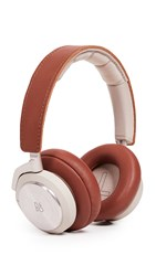 Bang And Olufsen B O Play H9i Wireless Over Ear Noise Cancellation Headphones Terracotta