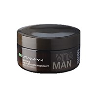 Vitaman Men's Matt Mud No Color