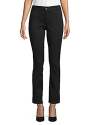 Not Your Daughter's Jeans Janice Straight Leg Black