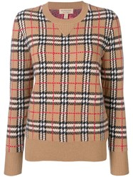 Burberry Woman Banbury Brown