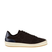 Umit Benan Sneakers Brown Navy