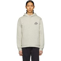 A.P.C. Grey Aston Hoodie