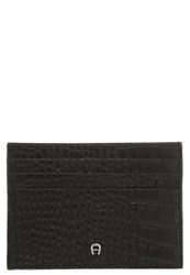 Aigner Wallet Black