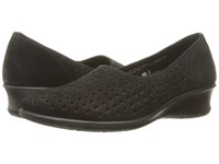 Ecco Felicia Summer Slip On Black Women's Slip On Shoes