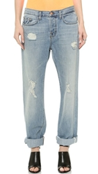 J Brand The Johnny Boyfriend Jeans Blissful