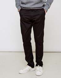 Huf Selvedge Chino Pant Black