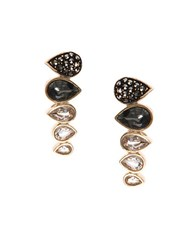 Judith Jack Im All Ears 10K Yellow Gold Sterling Silver And Cubic Zirconia Ear Crawler Earrings