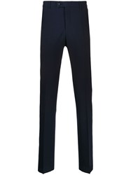 Lanvin Checkered Tailored Trousers 60